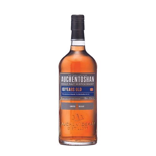 Auchentoshan 18 Years Old Whisky
