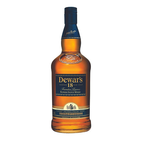 Dewar's 18 Year Old Founders Reserve Whisky