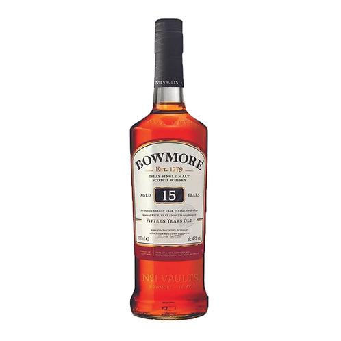 Bowmore 15 Y.O (Single Malt)