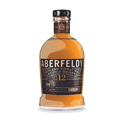 Aberfeldy 12 Y.O (Single Malt)