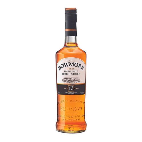 Bowmore 12 Y.O (Single Malt)