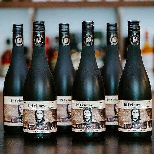 19 Crimes Hard Chardonnay Bundle
