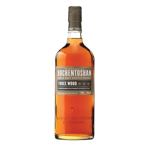 Auchentoshan Three Wood (Single Malt) Whisky