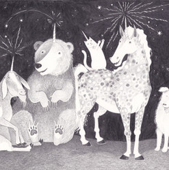 Unicorn Class - Shooting Stars