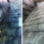 #Before and #After #slate #roof in #wand