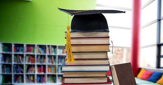 books-and-graduation-hat-in-education-li