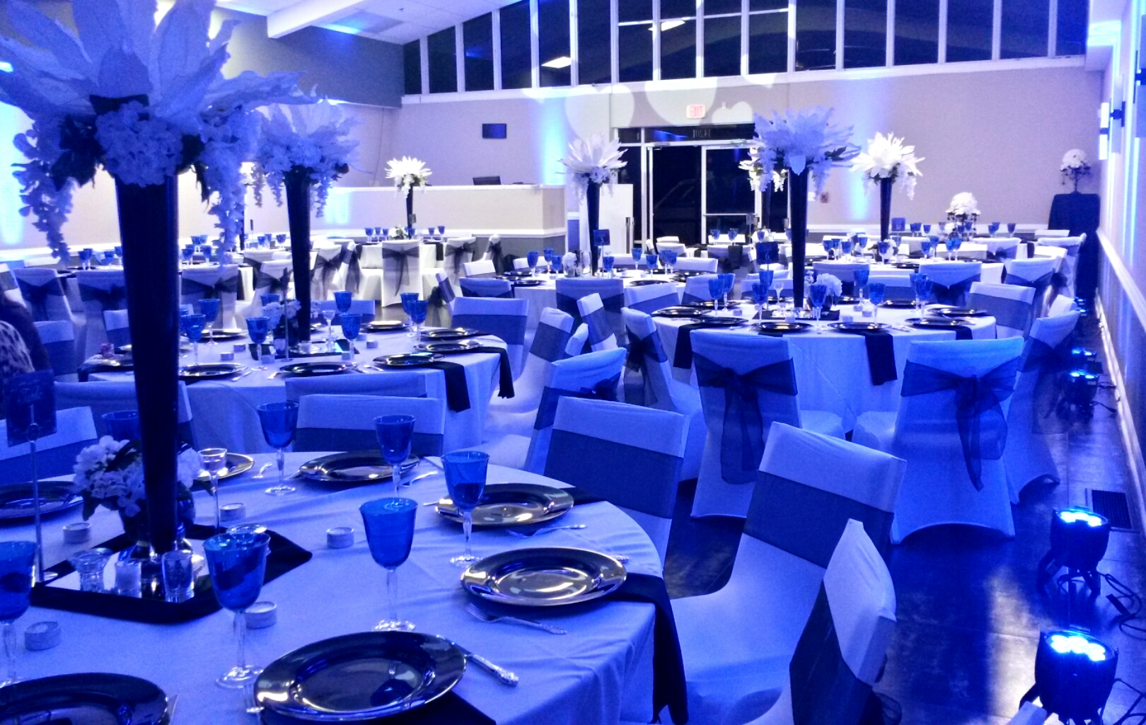MMS Customized Event Lighting