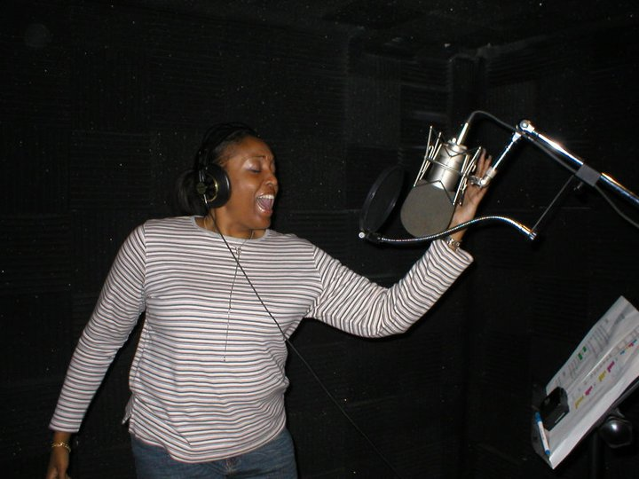 FF Songbird Fela, doing her  thing!