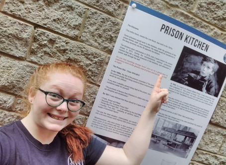 New Features & Fletch the Prison Cat
