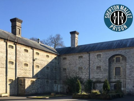 Shepton Mallet Prison is awarded £132,300 grant from Government's £1.57bn Culture Recovery Fund