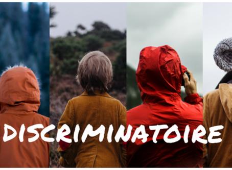 Quels éléments pourraient être jugés discriminatoires lors d'un processus d'embauche ?