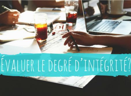En contexte de recrutement, peut-on vraiment évaluer le degré d'intégrité d'un individu ?