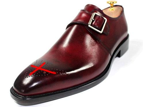 MTO Monk Strap Shoe - TS