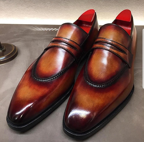 MTO (Apron Penny Loafer) - LL