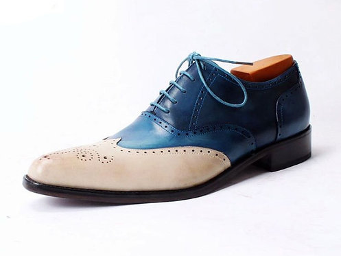 Two Tone Wing Oxford TW18
