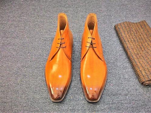 Plain Toe Chukka Boot CK01A