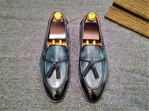 Tassel Loafer Slip On LF01A