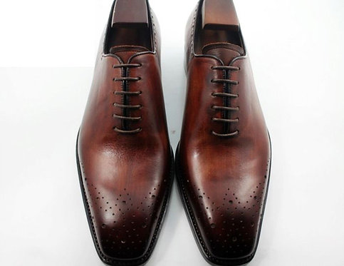 Hand Grade Oxford Shoe WS02
