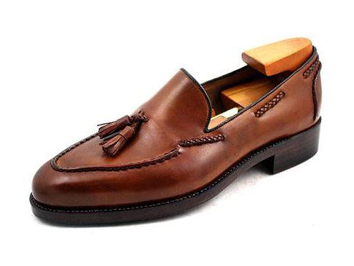 Tassel Loafer Slip On LF03