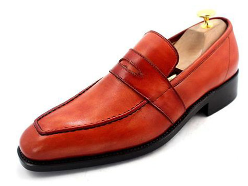Classic Penny Loafer LF06