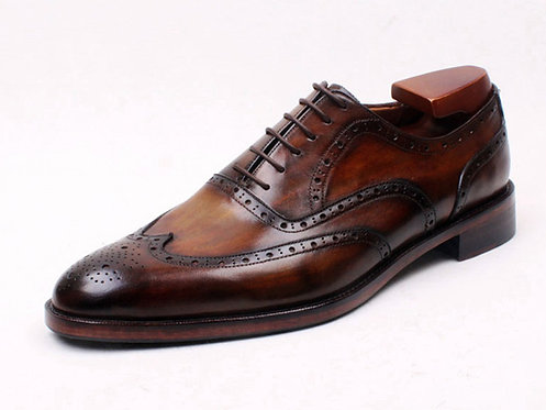 Wing Brogue Oxford WB04A