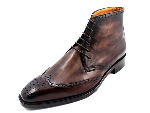Classic Brogue Boot BG01
