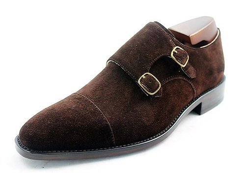 Double Monk Straps DB03