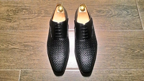 MTO (Braided Leather Oxford) - LL