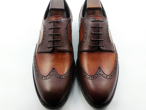 Two Tone Wing Brogue TD02
