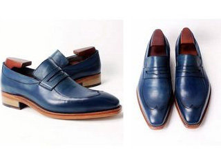 Simple Wing Loafer LF10