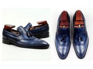 Tassel Loafer Slip On LF22