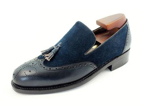 Tassel Loafer Slip On LF02