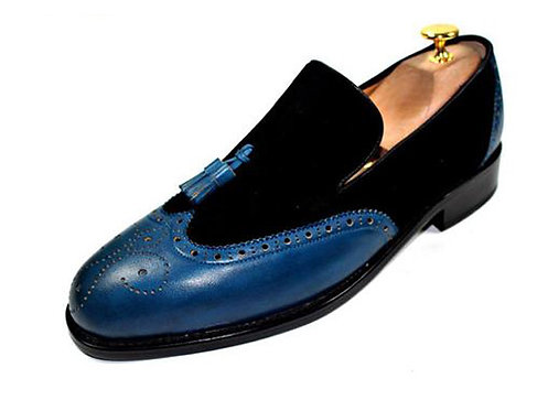 Tassel Loafer Slip On LF02A