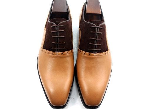 Two Tone Oxford Shoe TW12