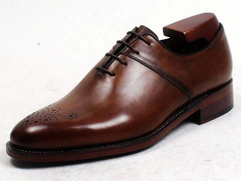 Hand Grade Oxford Shoe OX21