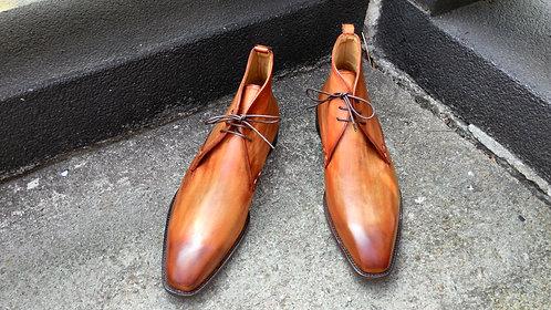 Three Eyelet Chukka Boot // US 10.5 - Sold