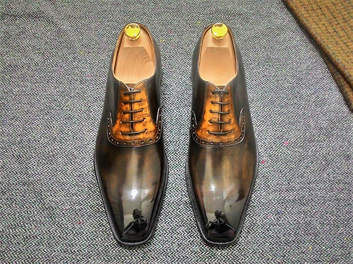 Two Tone Oxford Shoe OX65