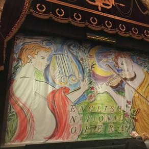 English National Opera; Orpheus and Eurydice Review