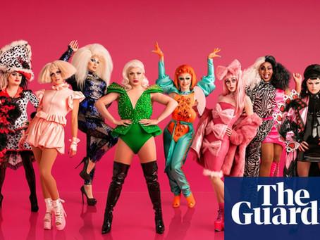 RuPaul's drag Race UK; Season 1, Episode 1