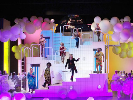 English National Opera; Orpheus in the Underworld Review