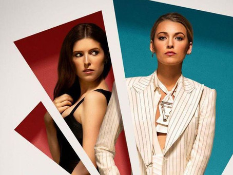 Brief Review of 'A Simple Favour'