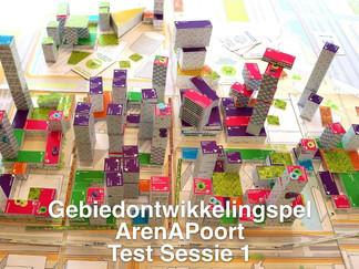 Area Development Game ArenAPoort