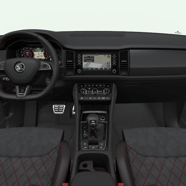 Kodiaq RS schwarz