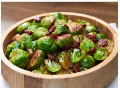 De Damn Licious Brussels Sprouts