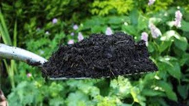 1/2 Cubic Yard of Compost-3 wheelbarrows