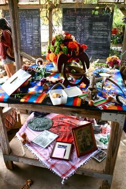 Reunion Altar