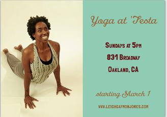 Yoga Yoga Everywhere!