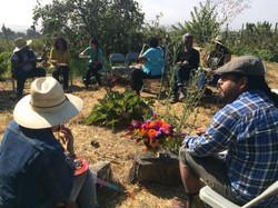 2016 POC Reunion BLM Community Circle