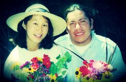 F&G 1999 Guillermo and Akiko