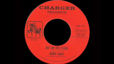 Dobie Gray, Out On The Floor